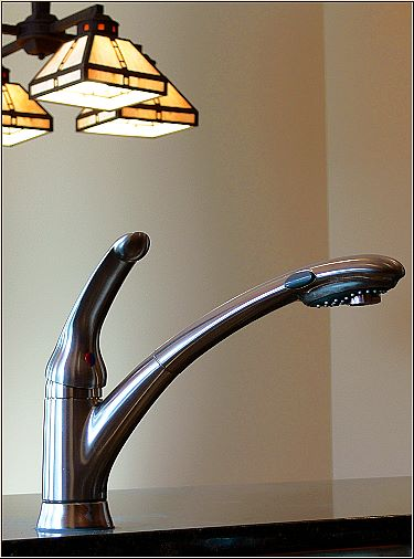 Premium fixtures throughout the home