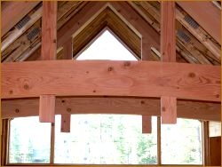 Post & Beam Features